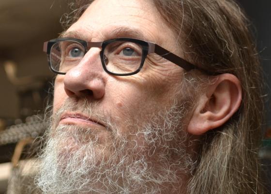 Portret Jean Paul Van Bendegem