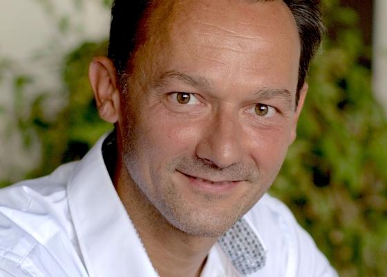 headshot Gerlant Van Berlaer
