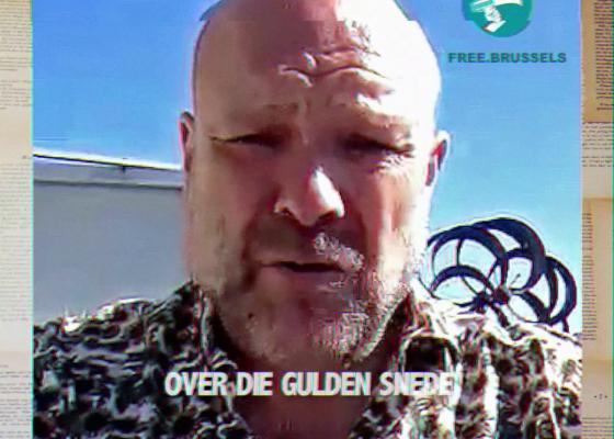 Snapshot van Gustaaf Cornelis uit video 1 minuut boekenclub